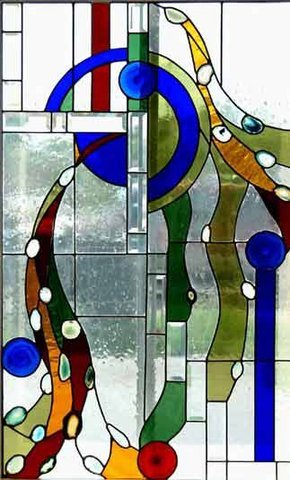 Art Glass Denisa 2000 - Pereti, usi, balustrade, placari si pardoseli din sticla